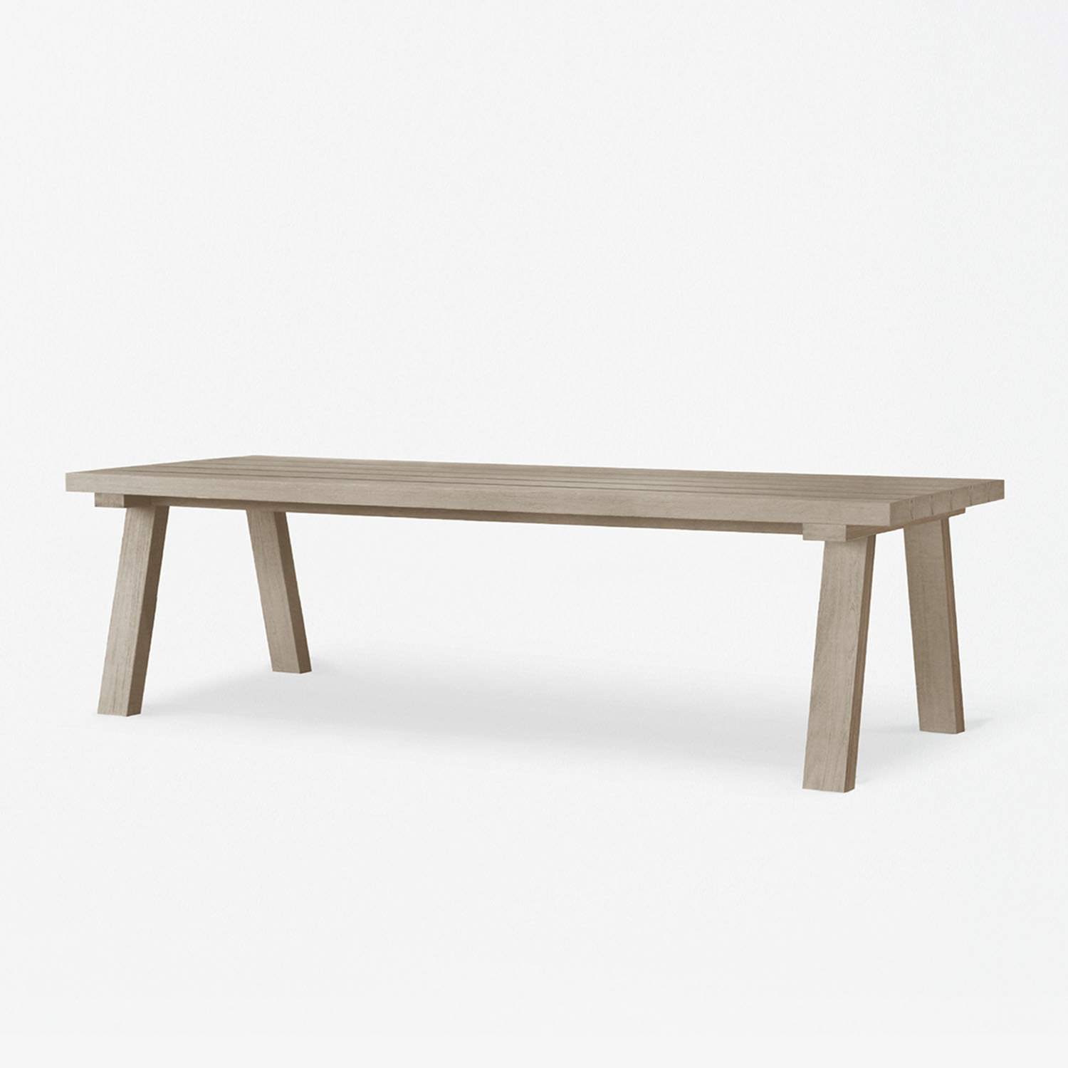 Malibu Rectangular Dining Table